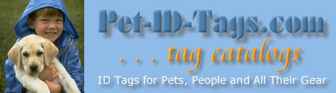 The largest selection of Cat Tags ever!  Click any tag below to securely order the shape shown.